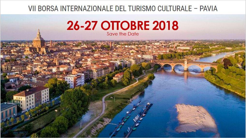 Borsa Turismo Culturale - Pavia 2018