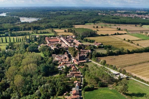 Borgo Zelata, Zelata di Bereguardo, Zelata