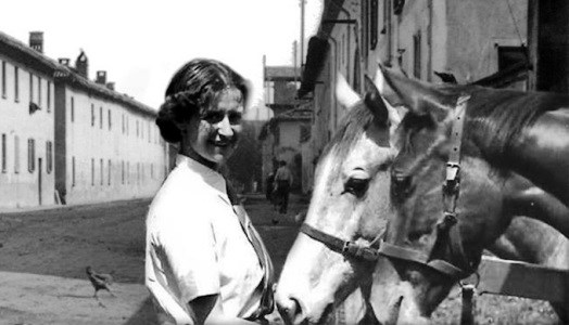 Antonia Pozzi a Borgo Zelata