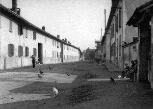 Antonia Pozzi, Borgo Zelata