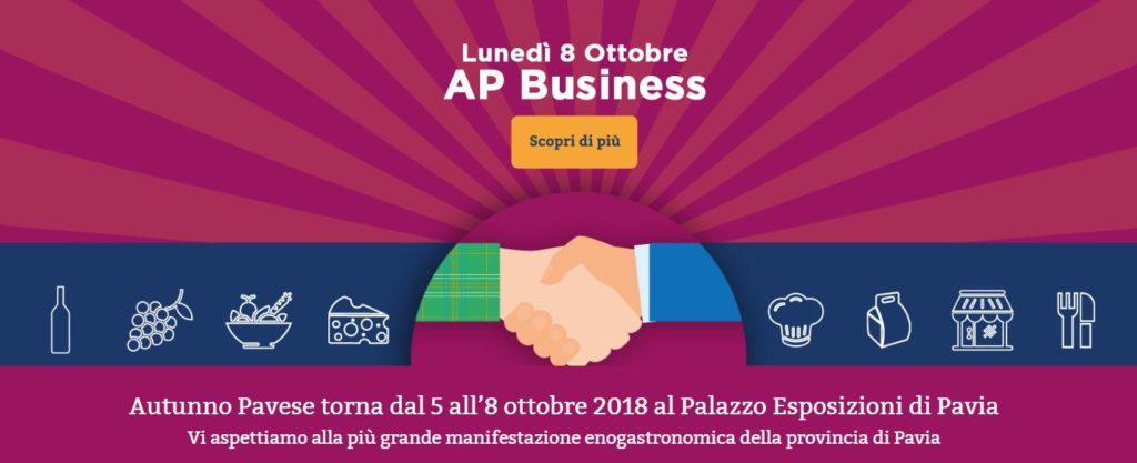 Afitti Business a Borgo Zelata (Pavia)