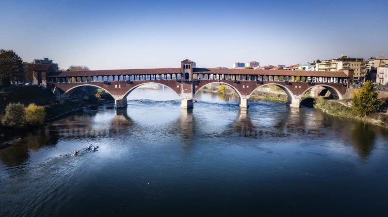 Pavia, Borgo Zelata