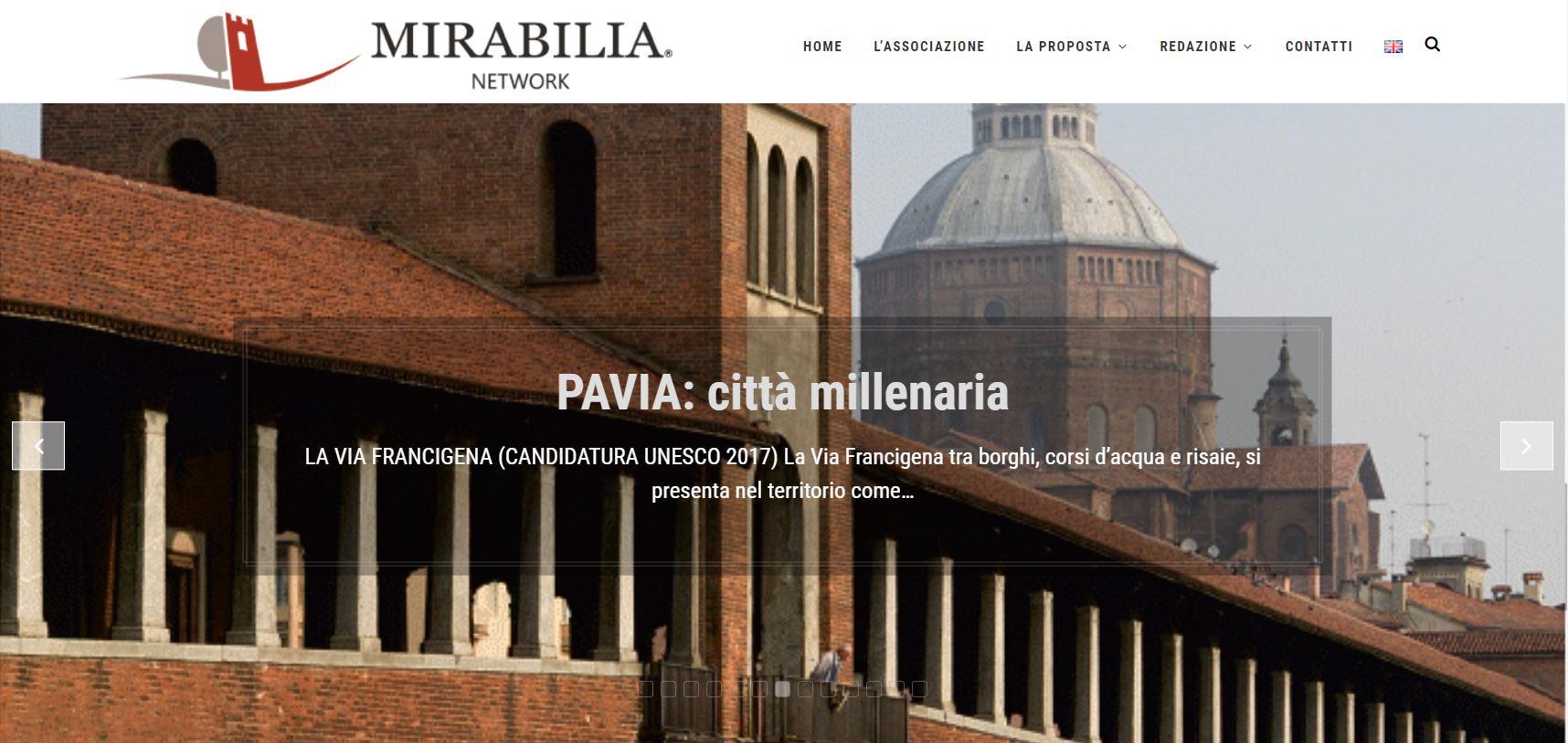Borsa Internazionale del Turismo Culturale 2018 Pavia