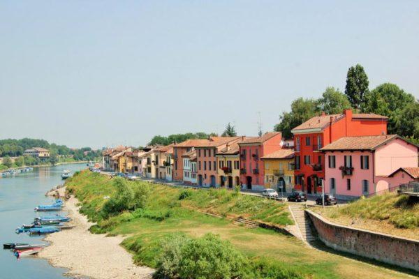 Borgo Ticino, Borgo Zelata
